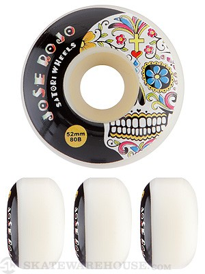 Satori Jose Rojo Day of the Dead 80b Wheels
