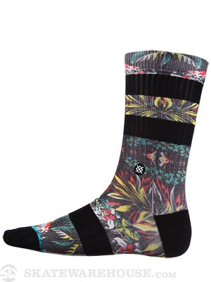 Stance Kamea Socks  Mint