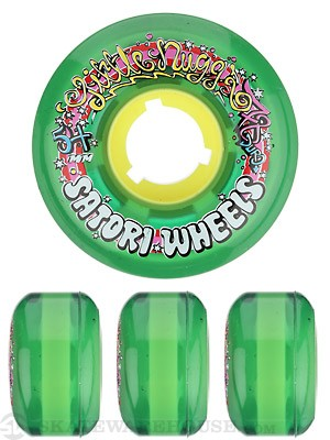 Satori Lil' Green Nugs 78a Wheels
