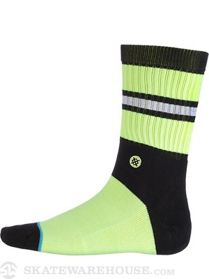 Stance Light Bright Socks  Yellow