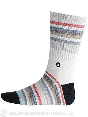 Stance Waters Socks Grey