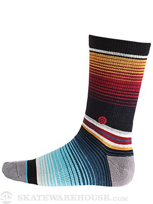 Stance Rancho Socks Blue