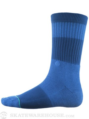 Stance Spectrum Socks  Blue