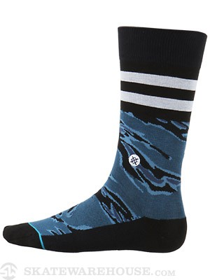 Stance Senate Socks Blue