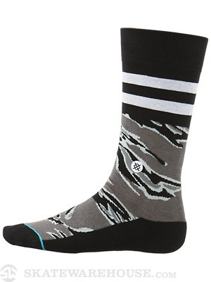 Stance Senate Socks Black