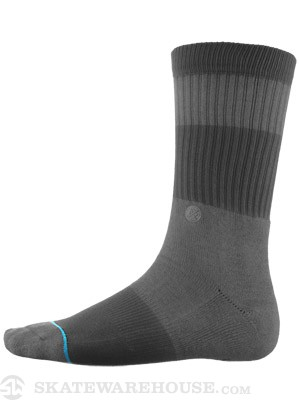 Stance Spectrum Socks  Grey