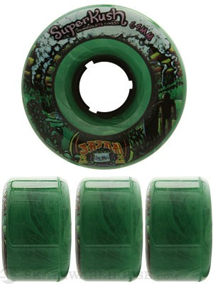 Satori Super Kush Goo Ball 78a Wheels