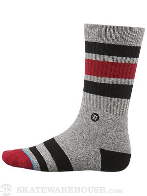 Stance Supply Socks Grey