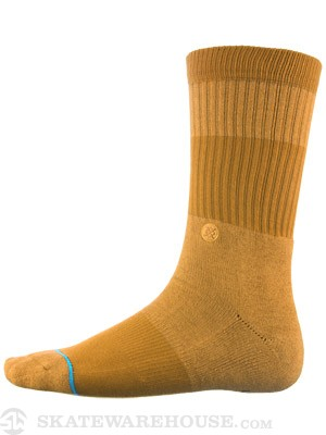 Stance Spectrum Socks  Yellow
