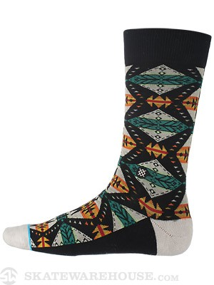 Stance The Reserve Tacoma Socks  Green
