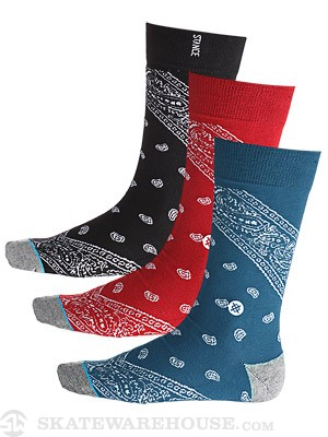 Stance Unity Socks Multi