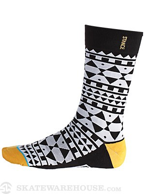 Stance Tyler Warren Socks Black