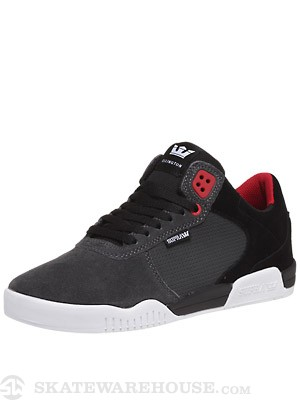 Supra Ellington Shoes Dark Shadow/Black/White