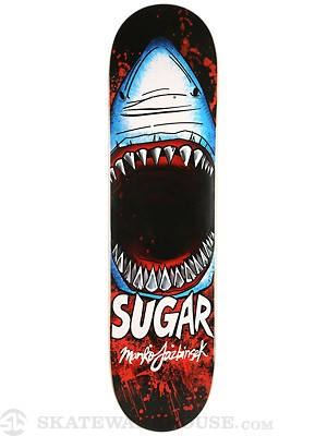Sugar Sharko Shark Attack Deck 8.0 x 31.5
