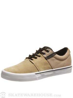 Supra Stacks Vulc Shoes  Cornstalk/Black-White