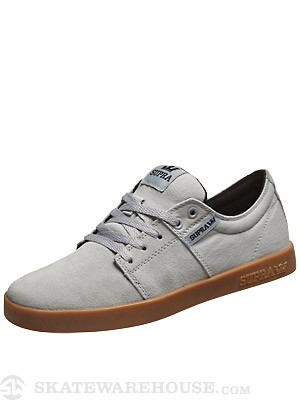 Supra Stacks II Shoes  Grey/Gum