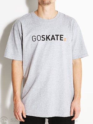 SW Standard 800 Go Skate Tee Athletic Heather SM