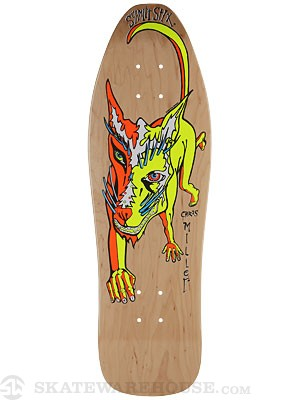 Schmitt Stix Chris Miller Dog Natural Deck 9.125x29.75
