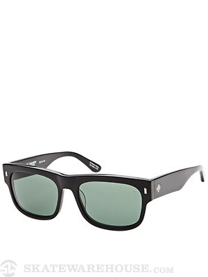 Spy Hennepin Happy Lens Black/Happy Grey/Green