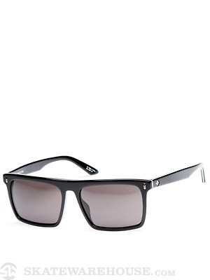 Spy Yonkers 3-Ply Black w/Grey Lens
