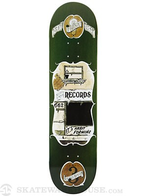 Think 3 Reasons Records Deck 8.0x32