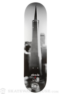 Think Williams x Zaslavsky Perspective Deck 8.125 x 32