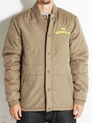 The Hundreds Bop Jacket Olive MD