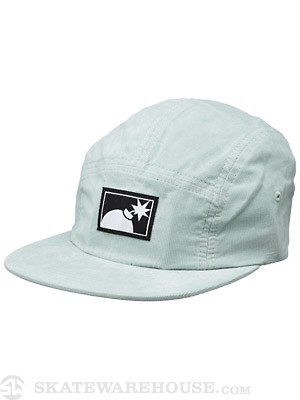 The Hundreds Cords 5 Panel Moss