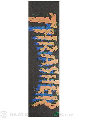 Thrasher Drip Griptape by Mob  Orange