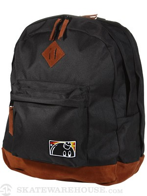The Hundreds Jon Backpack Black
