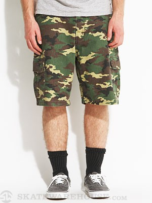 The Hundreds Perfect Cargo Shorts Camo 32
