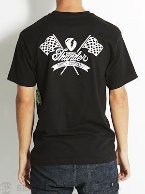 Thunder Race Day Tee Black MD