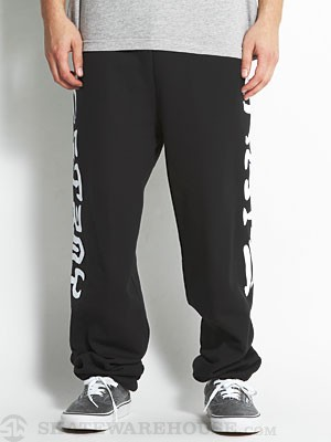 Thrasher Skate and Destroy Sweatpants Black LG