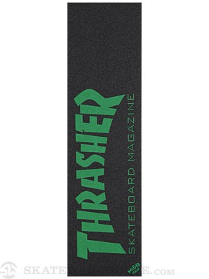 Thrasher Skate Mag Green Griptape by Mob