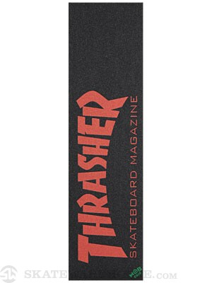 Thrasher Skate Mag Orange Griptape by Mob