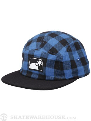 The Hundreds Varied 5 Panel Blue