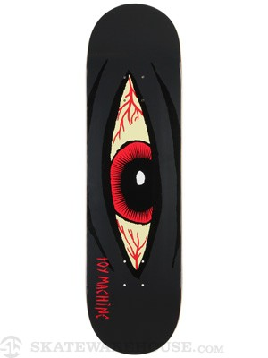 Toy Machine Bloodshot Deck 8.75 x 32