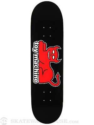 Toy Machine Devil Cat Deck 8.375 x 32