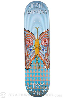 Toy Machine Harmony Butterfly Deck 8.125 x 31.625