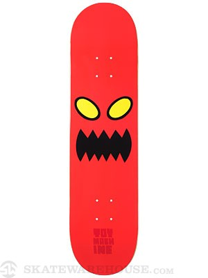 Toy Machine Monster Face Deck 8.0 x 32