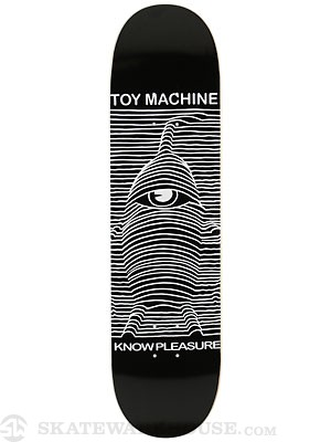 Toy Machine Toy Division LG Deck  8.0 x 31.75