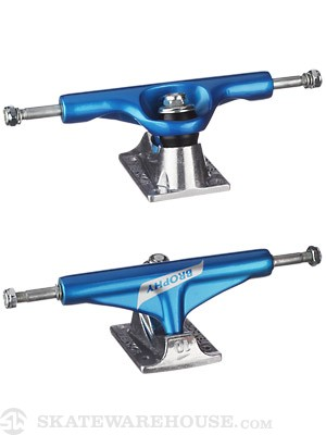Tensor Brophy Vex 10 Reg Trucks Blue 8.25