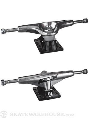 Tensor Zered Lo Flick Trucks Black 8