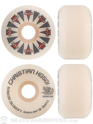 Type-S Hosoi Legend 98a Wheels