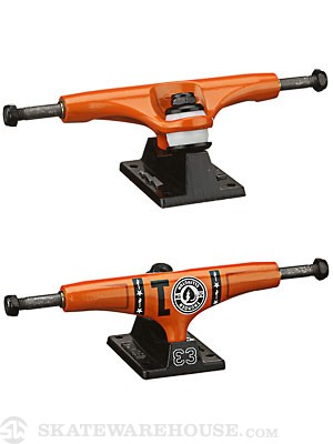 Thunder Ellington E3 145 Hi Orange/Black 7.75