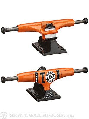 Thunder Ellington E3 145 Lo Orange/Black 7.75