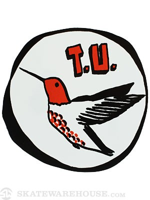 Transportation Unit H-Bird Sticker