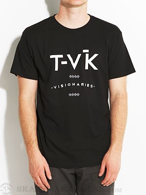 Tavik Alligator Tee Black XL