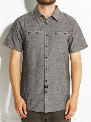Tavik Conceit Woven Shirt Grey SM