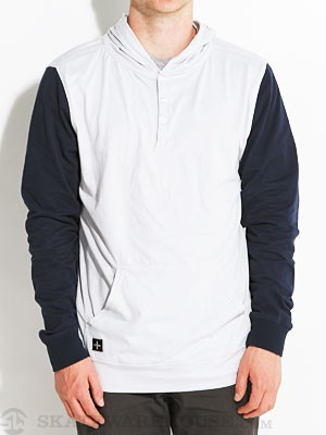 Tavik Example Hooded Henley Navy XL